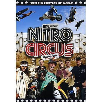 Nitro Circus: Sæson 1 [DVD] USA import
