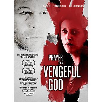 Bøn til en hævngerrig Gud [DVD] USA importerer