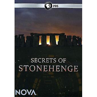 Nova - Nova: Secretos de la importación de los E.e.u.u. de Stonehenge [DVD]