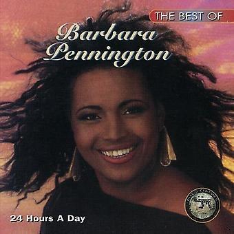 Barbara Pennington - bedste af [CD] USA import
