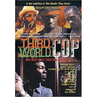 Tredje verden Cop [DVD] USA importerer