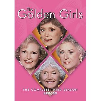 Golden piger: Komplette tredje sæson [DVD] USA importerer