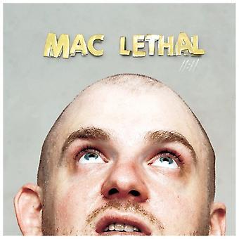 Mac dødelige - 11:11 [CD] USA import