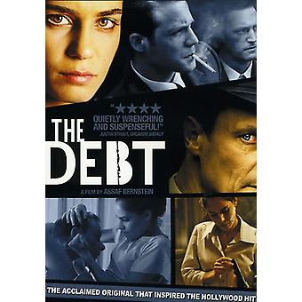 The Debt [DVD] USA import