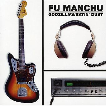 Fu Manchu - (Godzilla) eatin ' støv [CD] USA import