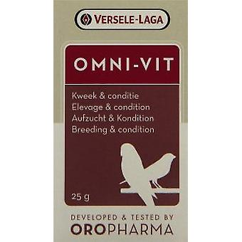 Versele Laga Omni - Vit (Vogels , Supplementen)