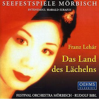 F. Lehar - Leh R: Das Land Des L Chelns [CD] USA import