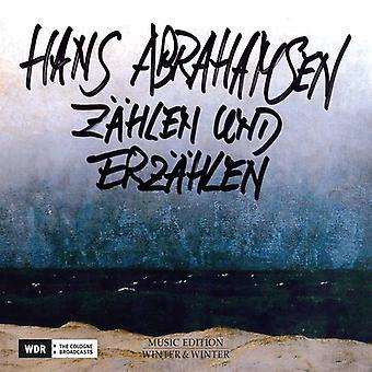 Abrahamsen / Stefanovich / Wdr Symphony Orchestra - Zahlen Und Erzahlen [CD] USA import