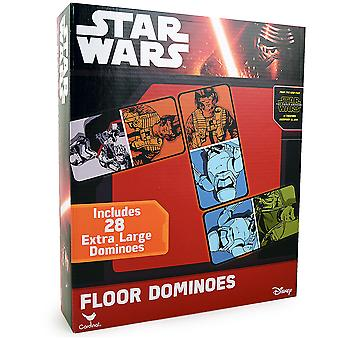 Dominos de plancher de Star Wars