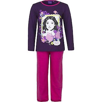 Mädchen Disney Violetta Long Sleeve Pyjama Set HO2079