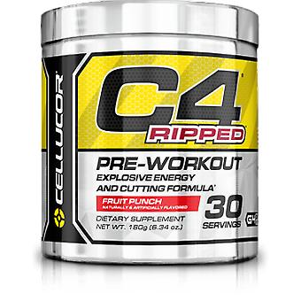 Cellucor C4 Ripped Cherry Limeade 18 gr (Sport , Pre-training)