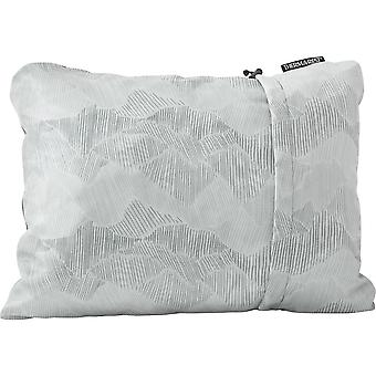 Thermarest almohada compresible gris (X-grande)