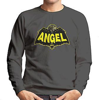 Engel af død Hellboy mænds Sweatshirt