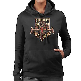 Just A Humble Bounty Hunter Cowboy Bebop Women's Hooded Sweatshirt