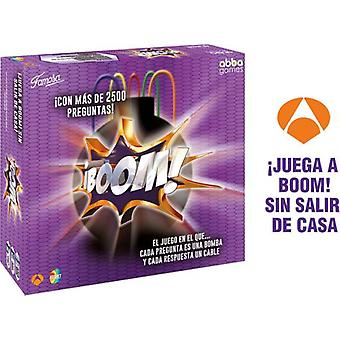 Famosa Game Boom! (Toys , Boardgames , Knowledge)