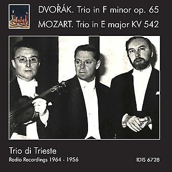 Mozart / Trieste - Dvorak: Trio i F Mir [CD] USA import