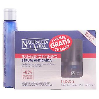 Naturaleza y Vida Serum Anticaida Pack 2 Pieces