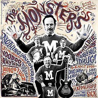 Monstre - M [CD] USA importerer