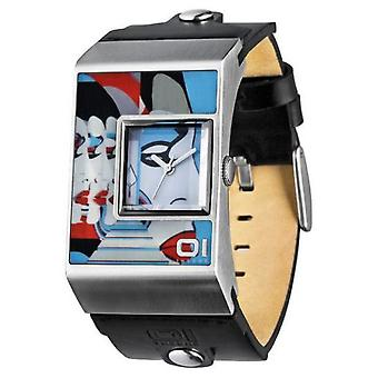 The One Unisex watch 30 mm An02M06 (Fashion accesories , Watches , Analog)