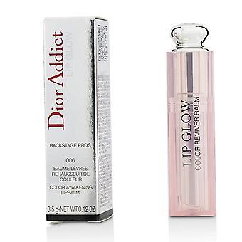 Christian Dior Dior Addict Lip Glow cor despertar Lip Balm - Berry #006 - 3.5g/0.12oz