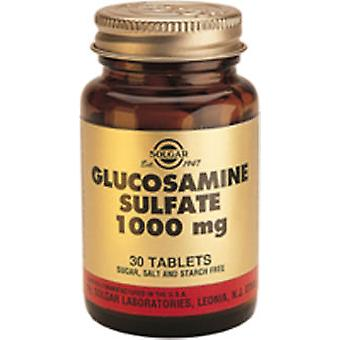 Solgar Glucosamine Sulfate 1000mg. 30Tabl. (Vitamins & supplements , Special supplements)