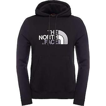 North Face Drew Peak Hoodie - TNF Black/TNF Black