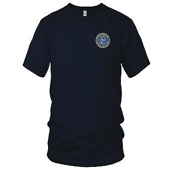 US Navy NAS Sigonella 127 skrzydła magazynu oddziału haftowane Patch - dzieci T Shirt