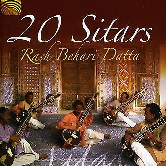 Uitslag Behari Datta - 20 Sitars [CD] USA import