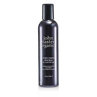 John Masters Organics Lavender Rosemary Shampoo (For Normal Hair) - 236ml/8oz