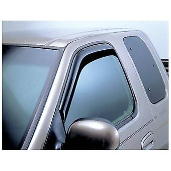 Auto Ventshade 194235 In-Channel Ventvisor Side Window Deflector for 2001-2007 Toyota Sequoia, Smoke, 4 Piece