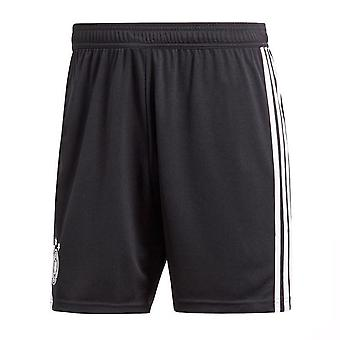 2018-2019 Germany Home Adidas Football Shorts (Black)