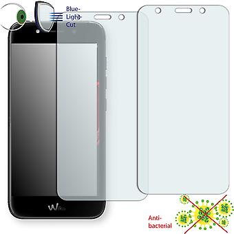 WIKO WIM Lite screen protector - Disagu ClearScreen protector (deliberately smaller than the display, as this is arched)
