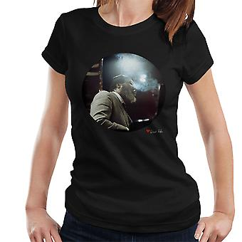 Thelonious Monk en t-shirt Ronnie Scotts Londres 1969 Womens
