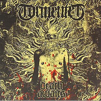 Plaget - død Awaits [Vinyl] USA importerer