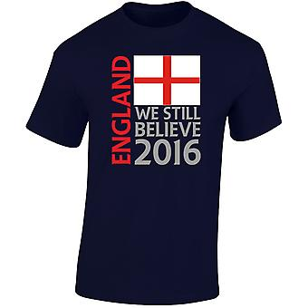 England Football Supporters Kids Unisex T-Shirt 8 Colours (XS-XL) by swagwear