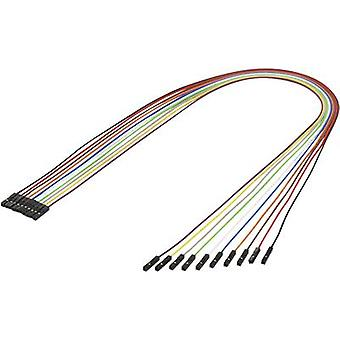 Raspberry Pi® cable 10 pc(s) Cable length 0.50 m. Raspberry Pi®