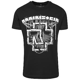 Rammstein shirt - CHAIN black