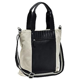 Burgmeister ladies bag T203-152 canvas/leather