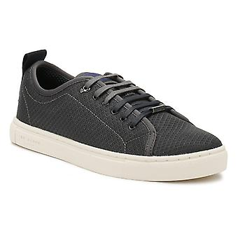 Ted Baker Mens Grey Lannse Trainers