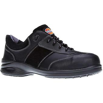DICKIES Womens Workwear Velma sicurezza scarpa nera FD9212B