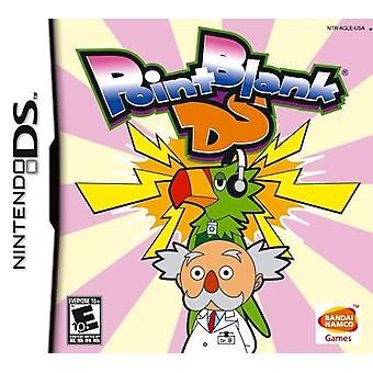 Point Blank (Nintendo DS) - Factory Sealed