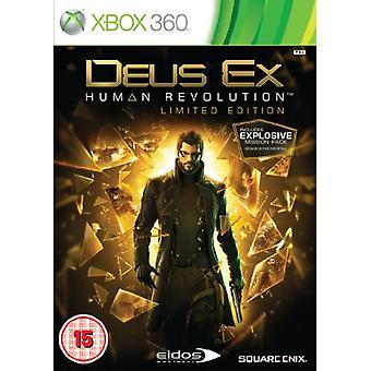 Deus Ex mens revolutie - Limited Edition (Xbox 360)