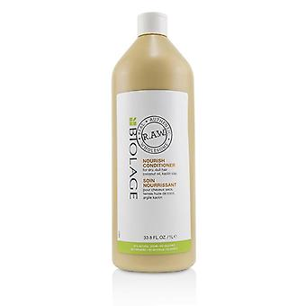 Matrix Biolage R.A.W. nære Conditioner (til tør glansløst hår) - 1000ml/33.8 oz