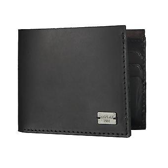 Sac à main pochette sac à main en cuir noir du Replay 4565