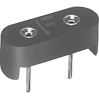 Crystal oscillator socket Fischer Elektronik PQ 18 Z HC-18 (L x W x H) 4.2 x 4.5 x 6.5 mm 1 pc(s)