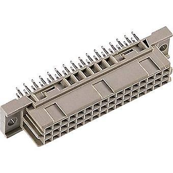 Kanten kontakten (beholder) 304-90066-03 antall pins 48. av rad 3 ept 1 eller flere PCer