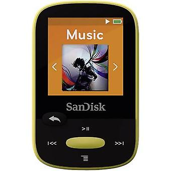 MP3 player SanDisk Sansa Clip Sport 8 GB Yellow Cl