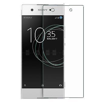 Sony Xperia XA1 écran protecteur 9 H stratifié verre réservoir protection verre trempé verre