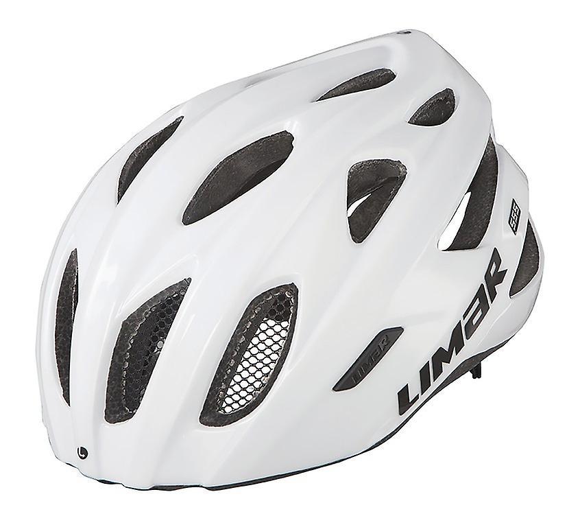 Casque de vélo Limar 555     blanc