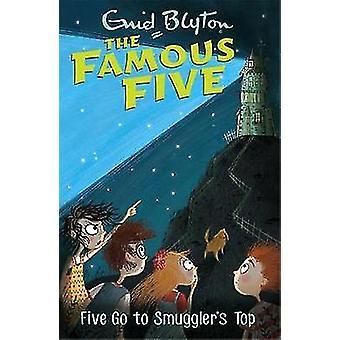 خمسة الذهاب إلى أعلى لمهرب-الكتاب 4 من انيد بليتون-كتاب 9781444935059